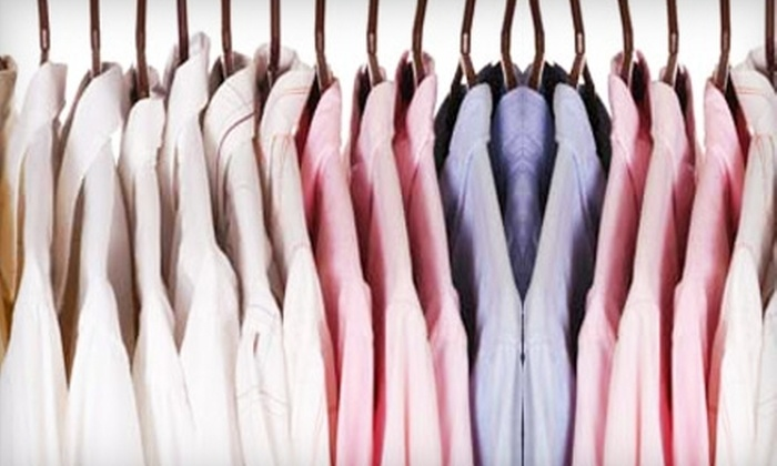 Crestwood Cleaners - North Little Rock: Dry Cleaning or Gown Cleaning and Preservation at Crestwood Cleaners in North Little Rock