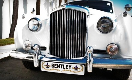 $100 Worth of Limousine Services - Big Easy Limos in