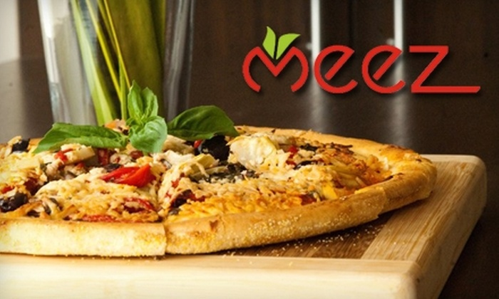 Meez Fast Home Cuisine - Multiple Locations: $10 for $20 Worth of Healthy Eats at Meez Fast Home Cuisine
