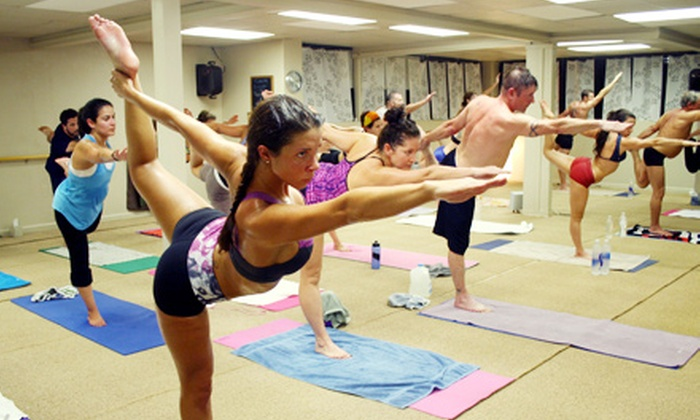 Bikram Yoga Fort Lauderdale - Poinciana Park: 10 or 20 Bikram Yoga Classes at Bikram Yoga Fort Lauderdale (Up to 78% Off)