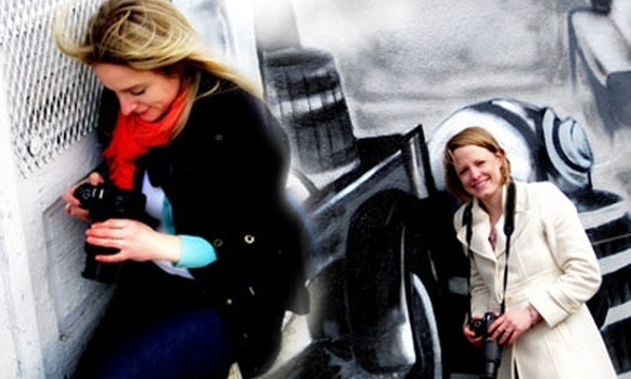 Chimpsy - Central Business District: $49 for a Photography Field Trip from Chimpsy ($125 Value)