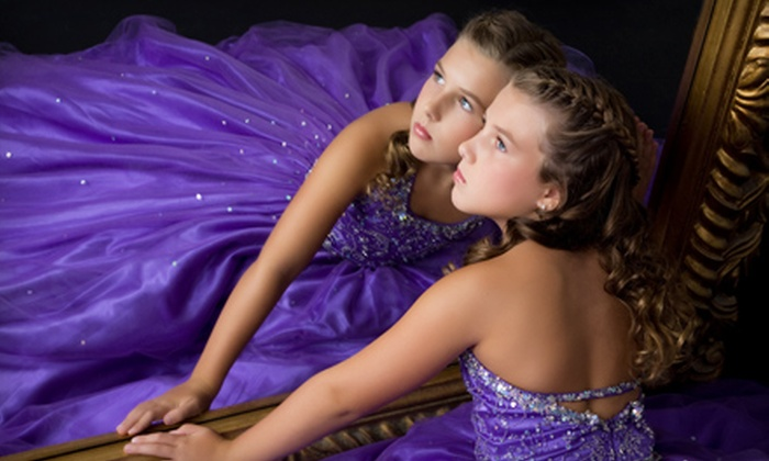 Dina Ivory Photography - Tallahassee: $50 for One-Hour Studio Session and $100 Toward Prints at Dina Ivory Photography (Up to $225 Value)