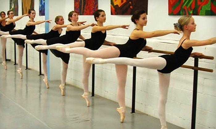 Greenville Ballet School - Pleasantburg: Ballet Classes at Greenville Ballet School. Two Options Available.