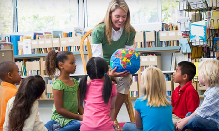 Language Stars - Multiple Locations: $89 for Four Kids' Foreign-Language Classes with CD at Language Stars