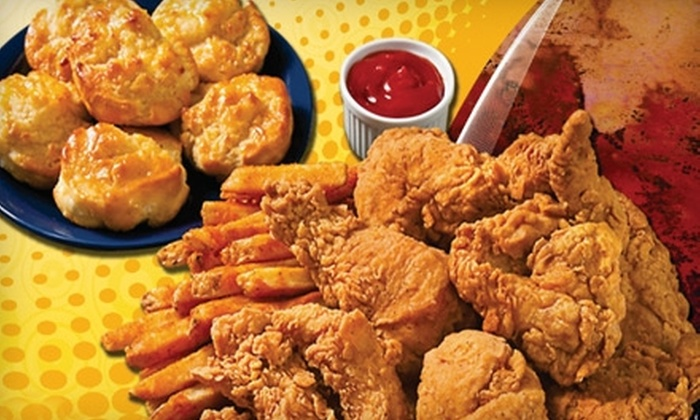 Krispy Krunchy Chicken - Schaumburg: $10 for $20 Worth of Fried Chicken and More at Krispy Krunchy Chicken in Schaumburg