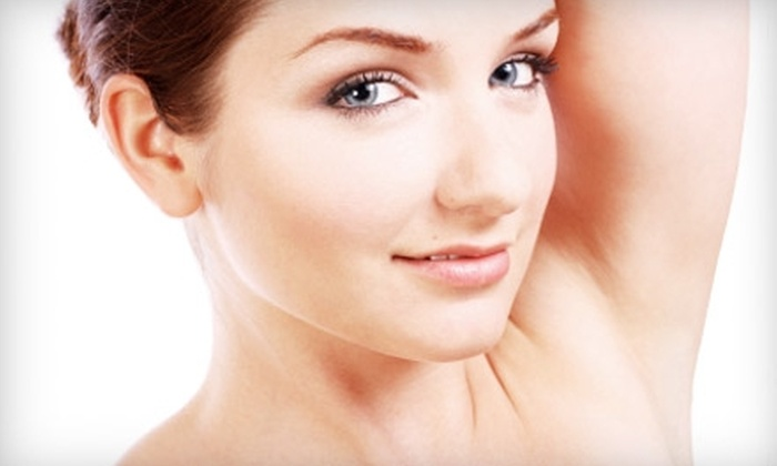 BioDerma - Kennett Square: $99 for Three Laser Hair-Removal Treatments at BioDerma in Kennett Square (Up to $525 Value)