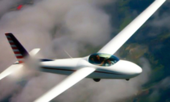 Las Vegas Glider Rides - Jean: $169 for a Glider Ride for Two and Video from Las Vegas Glider Rides in Jean ($348 Value)