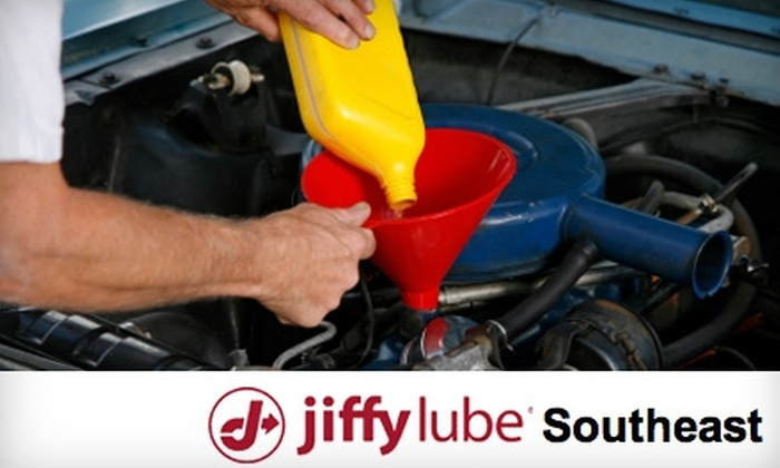 Jiffy Lube - Multiple Locations: $19 for a Signature Service Oil Change at Jiffy Lube