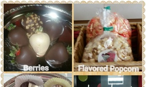 Jasma's Gourmet Treats and Berries: $13 for $20 Groupon — Jasma's Gourmet Treats & Berries