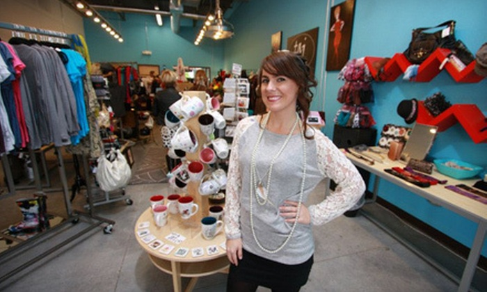 taj boutique - Brooklyn Park - Maple Grove: $25 for $50 Worth of Apparel, Accessories, and Gifts at taj boutique in Brooklyn Park