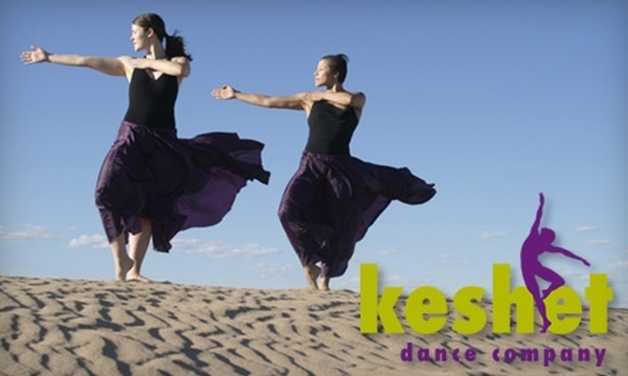 Keshet Dance Company - Barelas: $7 for a Dance Class ($14 Value) or $30 for Five Dance Classes ($60 Value) at Keshet Dance Company