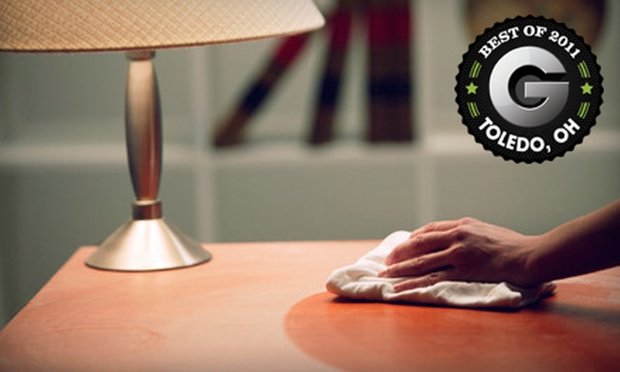 Divine Shine - Toledo: One, Three, or Five Two-Hour, Two-Person Housecleaning Sessions from Divine Shine (Up to 60% Off)