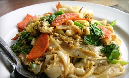 $30 Groupon to Bangkok Pad Thai for Dinner - Bangkok Pad Thai in London