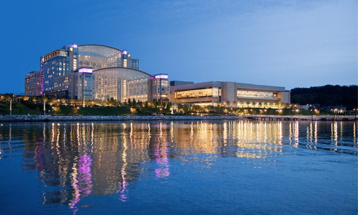 Gaylord National - National Harbor: $199 for a One-Night Stay at the Gaylord National in Greater Washington, DC (Up to $600 Value)