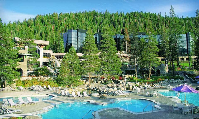 The Resort at Squaw Creek - Olympic Valley, CA: One-Night Stay at The Resort at Squaw Creek in the Lake Tahoe Area