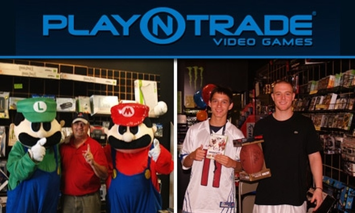 Play N' Trade - Brandon: $10 for $25 Worth of Games and Accessories at Play N Trade