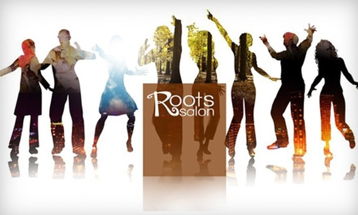 Roots Salon - Greendale: $50 for $100 Worth of Waxing Services at Roots Salon in Greendale
