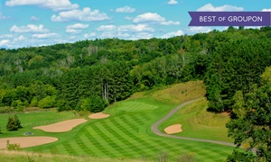 St. Croix National Golf Club: 18-Hole Round of Golf for Two or Four with Cart at St. Croix National Golf Club (Up to 55% Off)