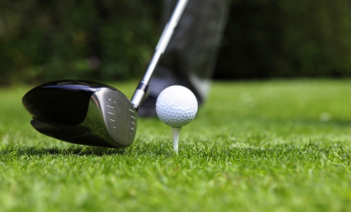 100 Balls on the Driving Range ($16) or 9 holes on the pitch ($28) at Golf Warehouse Auckland (Up to $56 Value)