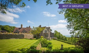 Lympne Castle Enterprises - Non-Accommodation: Wedding Package For Up to 100 Guests at Lympne Castle (52% Off)
