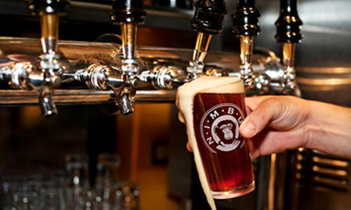 Nimbus American Bistro N' Brewery - McCormick Ranch: $10 Worth of Craft Beers and Bistro Fare