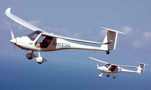 oferta: Curso de aviación y vuelo en avioneta motovelero desde 49 €