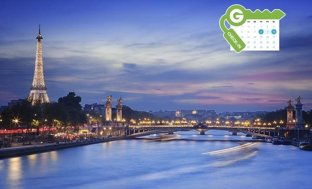 H tel delos vaugirard in parigi ile de france groupon for Groupon hotel paris