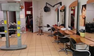 Crea'tif Chaville: Shampoing, coupe et brushing, option couleur ou mèches ou balayage dès 19,90 € au salon Crea'tif Chaville