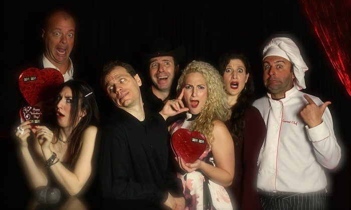 Truffles: Murder Mystery Valentine's Day Show - The Cutting Room: Truffles: A Murder Mystery Valentine's Day Show on Sunday, February 14, at 1 p.m.