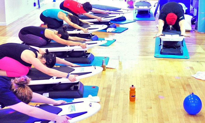 Sweat Republic - Cow Hollow: 10 or 20 Drop-In Yoga Classes at  Sweat Republic (Up to 69% Off)