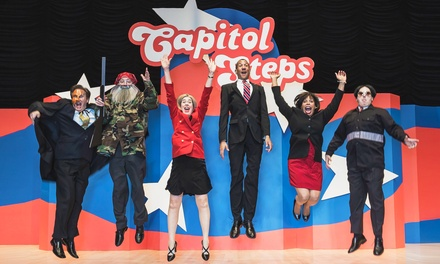 The Capitol Steps at Nathan H. Wilson Center for the Arts on February 11 or 12 (Up to 49% Off)