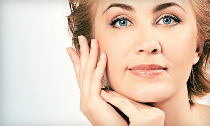 Direct Connection Chiropractic - O Fallon: Nonsurgical Face-Lift or Microdermabrasion or Both at Direct Connection Chiropractic in O'Fallon (Up to 66% Off)