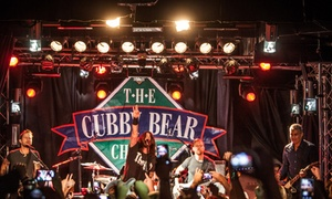 The Cubby Bear: Cubby Bear Concert on February 6–March 5