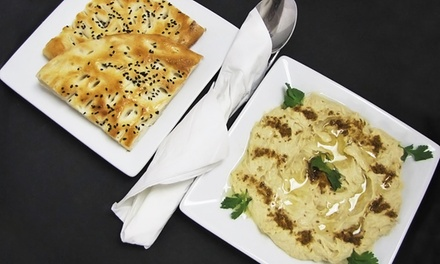 Dinner for Two or Four at Afghan's Dastarkhwan (35% Off)