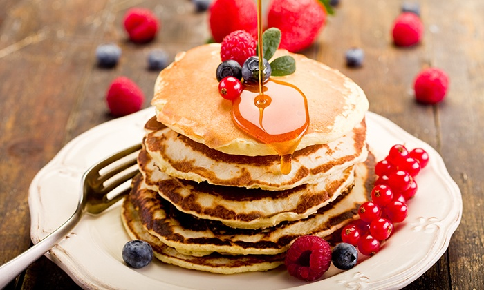 Park West Pancake House - Villa Park: Breakfast and Brunch Fare for Two or More at Park West Pancake House (Up to 40% Off)