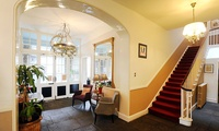 Suffolk: 1, 2 or 3 Nights for Two with Breakfast and Dinner at The Bell at Sax