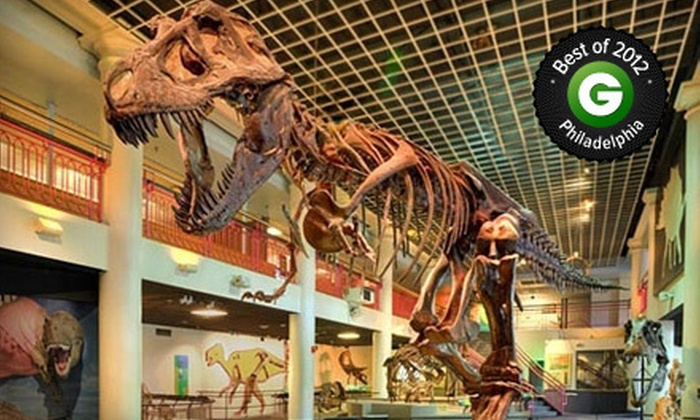 Academy of Natural Sciences of Drexel University - Philadelphia: One-Year Individual or Family Membership to the Academy of Natural Sciences of Drexel University (Up to 53% Off)