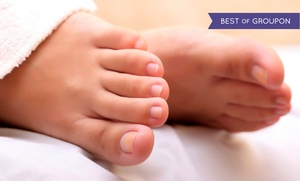 Jeuvani Spa and Sculpting: Laser Toenail-Fungus Removal for One Foot or Two Feet at Jeuvani Spa and Sculpting (Up to 50% Off)