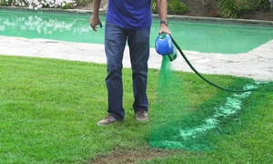 Hydro Mousse™ Liquid Lawn Grower