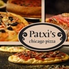 Half Off at Patxi's Chicago Pizza