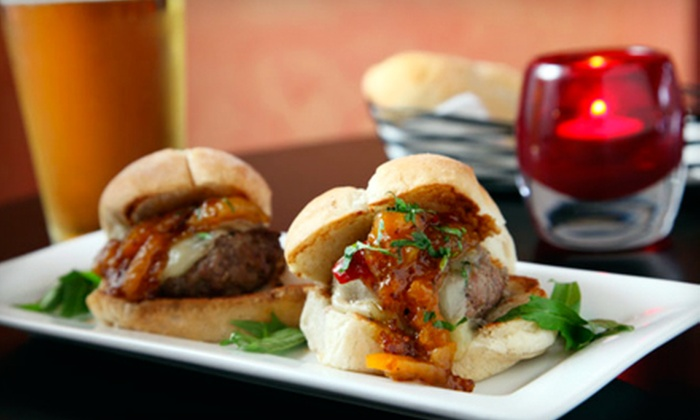 Mojo Tapas Restaurant & Bar - Tower Grove South: $17 for a Tapas Meal for Two with Drinks at Mojo Tapas Restaurant & Bar (Up to $38.90 Value)