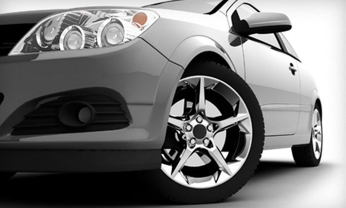 State Street Auto Detail - Santa Barbara: Headlight Restoration or Custom Auto Detailing for Car or SUV at State Street Auto Detail (51% Off)