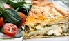 Opa! - Hedrick Acres: $8 for $16 Worth of Greek Cuisine and Drinks at Opa!