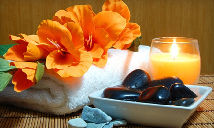 Velvet Chair Spa - Northwest Omaha: $89 for a Spa Package with a Swedish Massage, Express Facial, and Back Treatment at Velvet Chair Spa ($185 Value)