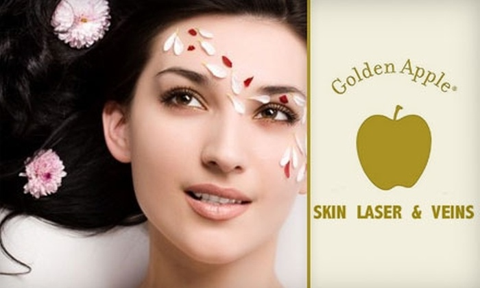 Golden Apple® Skin Laser & Veins - Goodyear: $75 for a Skin Rejuvenation Treatment at Golden Apple® Skin Laser & Veins ($560 Value)