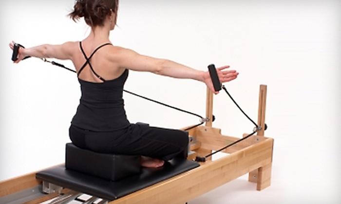 Open Studio Pilates - Columbia: $30 for Three Group Pilates Reformer Sessions at Open Studio Pilates ($60 Value)