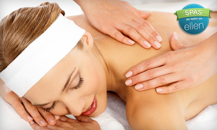 OneZenLife - Mission Hills: $39 for a 50-Minute Swedish, Deep-Tissue, or Table Shiatsu Massage at OneZenLife (Up to $89 Value)