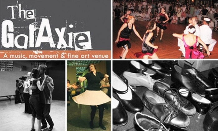 The Galaxie - Avondale: $45 for a Six-Week Dance Lesson at The Galaxie