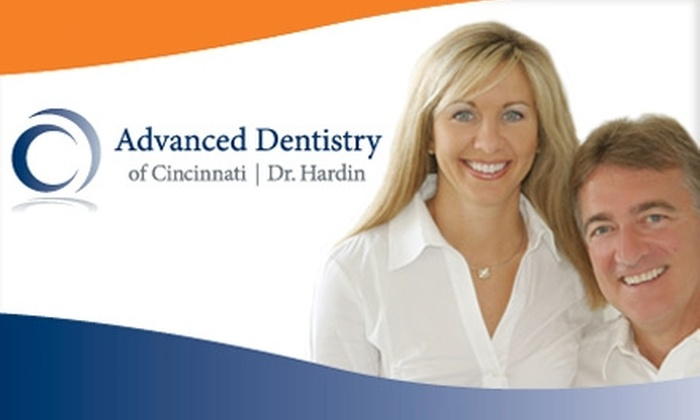 Advanced Dentistry of Cincinnati - Multiple Locations: $149 for a Zoom! Teeth Whitening Treatment at Advanced Dentistry of Cincinnati in Mason ($499 Value)