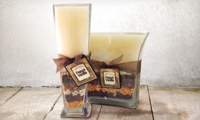 Crafty Candles - Essex: $20 for $40 Worth of Candles from Crafty Candles